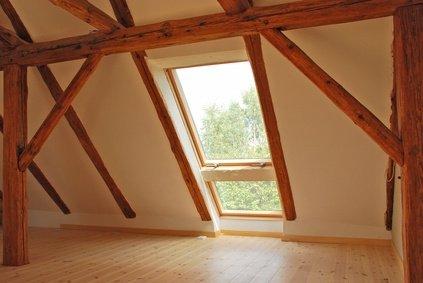 Dachbodenausbau Wärmedämmung Isolierung EnEV