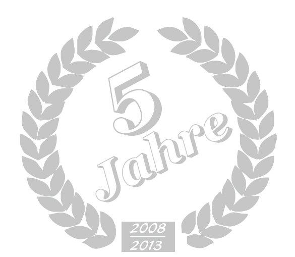 5 Jahre Zimmerei-Holzbau Timm Schippmann