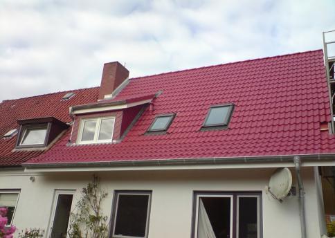 Dachsanierung 1