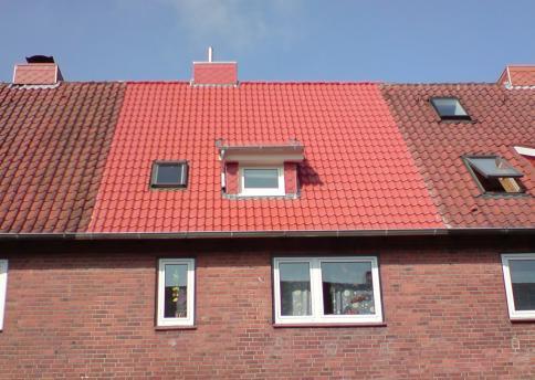 Dachsanierung 2