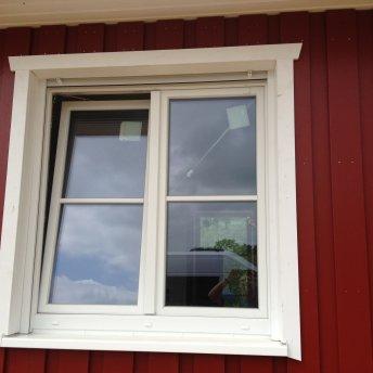 """Fenster passend zum """"Schwedenhaus"""""""