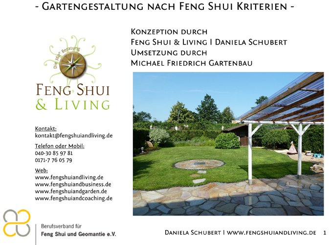 michael friedrich gartenbau hamburg feng shui. Black Bedroom Furniture Sets. Home Design Ideas