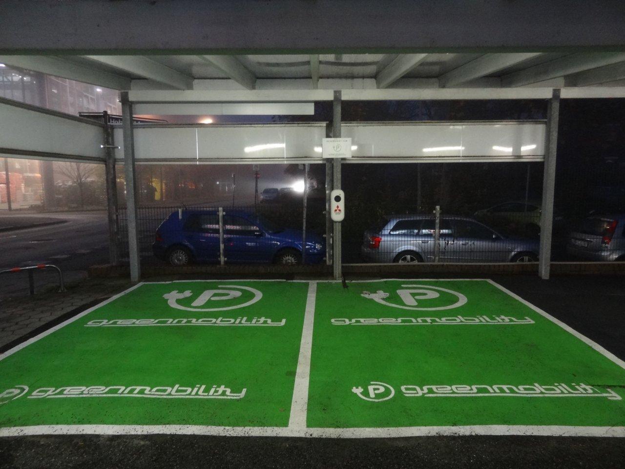 Greenmobility ohne Fz