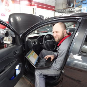 <p>Daniel Unger- KFZ - Servicetechniker, Motormanagement, Karosserie - Instandsetzung, Fahrzeugelektronik speziell Mitsubishi und Opel. Ihr Fachmann rund ums Auto.</p>