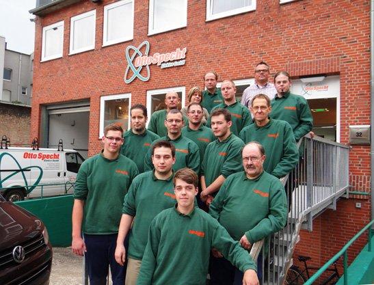 Elektro Specht Neumünster - Unser Team steht Ihnen kompetent zur Seite