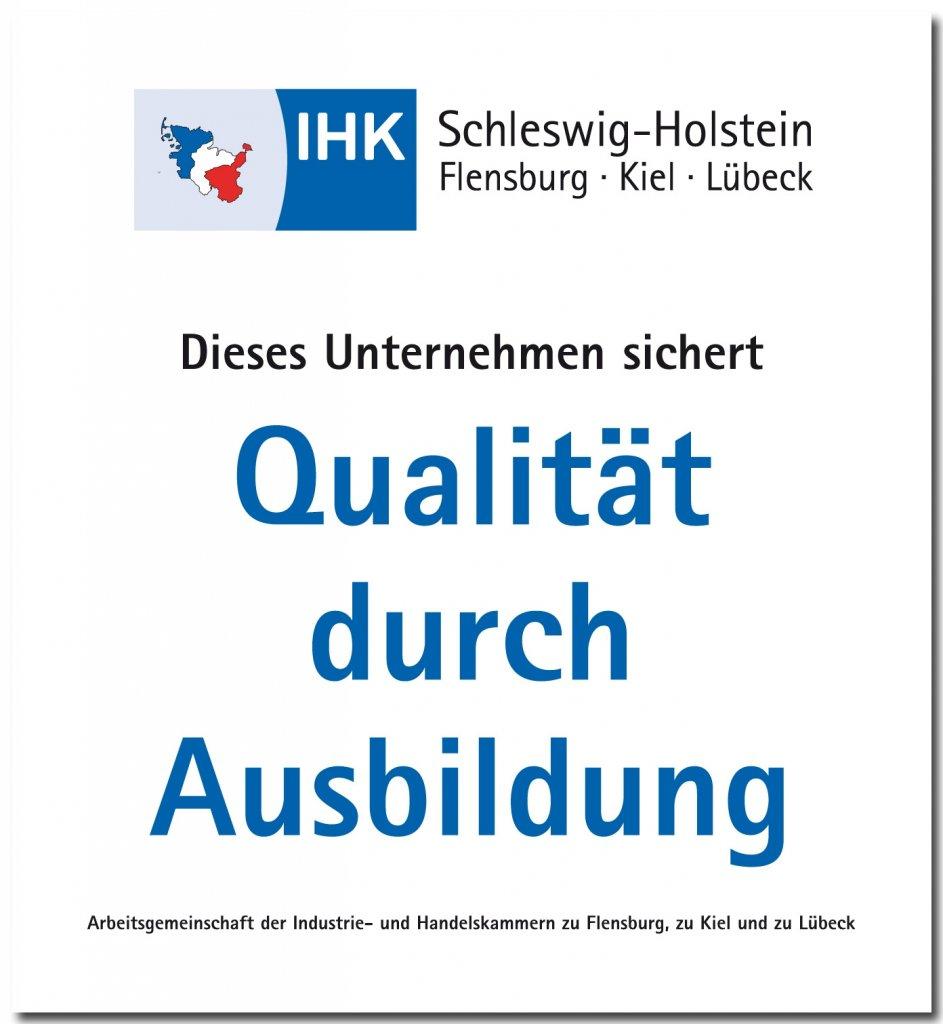 Qualität durch Ausbildung IHK