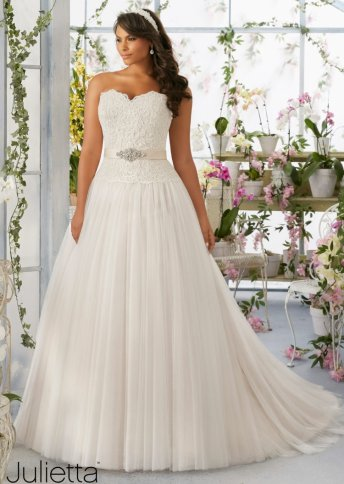 Julietta by Mori Lee 3193