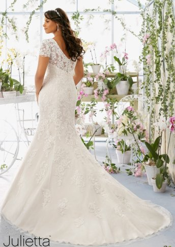 Julietta by Mori Lee 3197