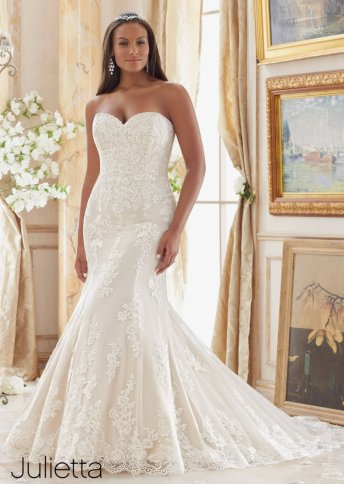 Julietta by Mori Lee 3207