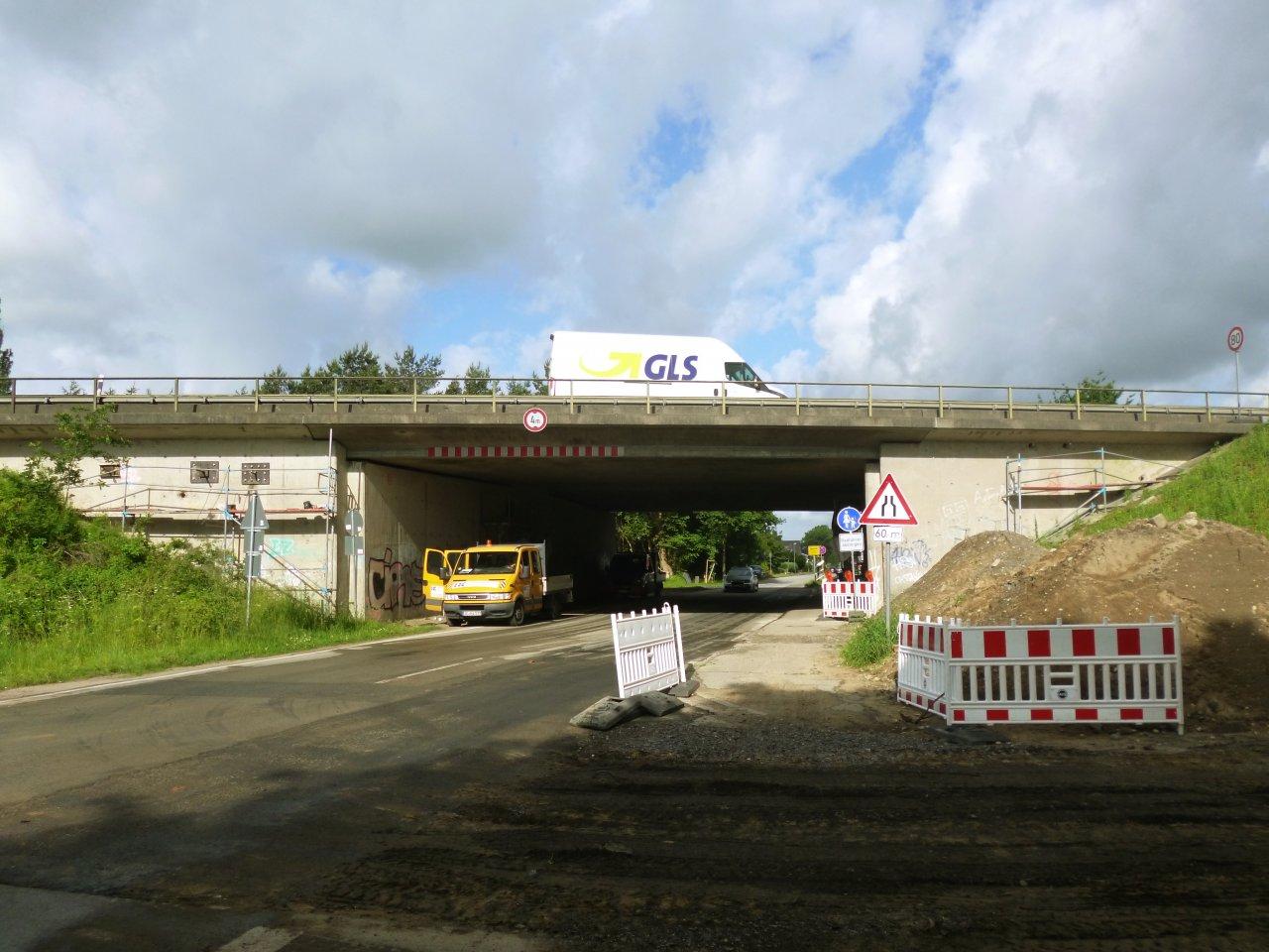 2017 Alte A7 Brücke