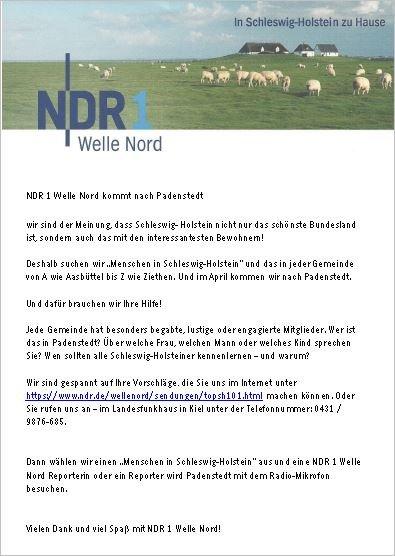 2020 NDR