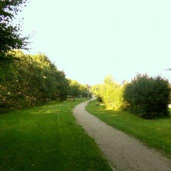 """Padenstedt - Kamp Wanderweg """"Am Barnahe"""""""