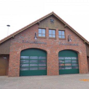 Padenstedt Feuerwehrhaus