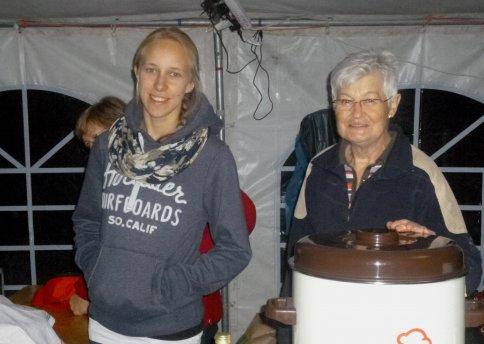 Marianne und Franzi