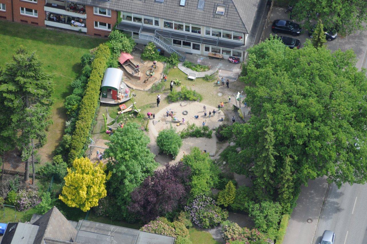 Der Kindergarten am Böhmerwald