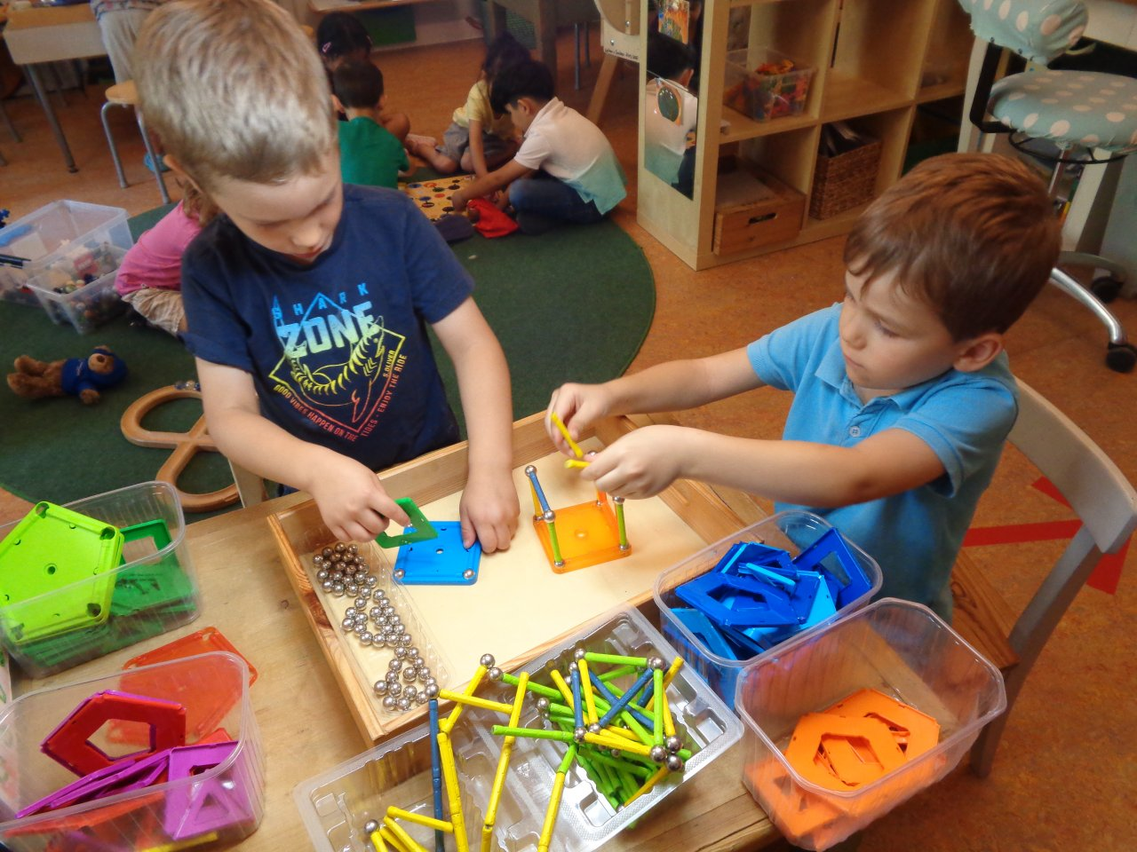 Lernwerkstatt und Atelier 1
