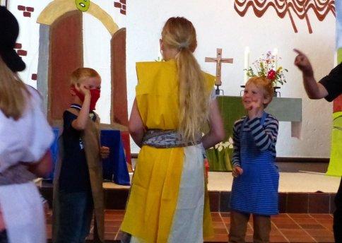 Musical zum Sommerfest 2014