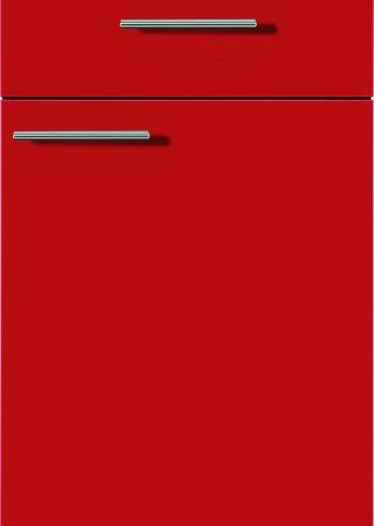 H8084799 chillirot Melaminharzbeschichtung mit Dickkante