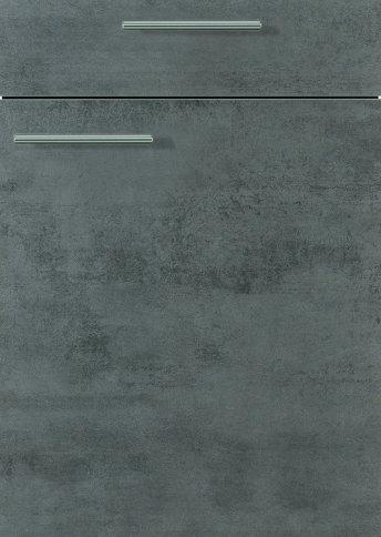 H10065899 beton graphitgrau Melaminharzbeschichtung mit Dickkante