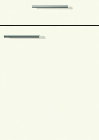 H28064799 weiß matt, Lacklaminat, MDF-Trägerplatte mit umlaufender Dickkante, Rückseite weiß