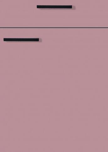 H31066699 antikrosa, Lacklaminat, MDF-Trägerplatte mit umlaufender Dickkante, Rückseite weiß