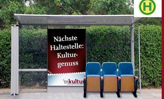 Haltestelle Theaterbus