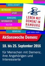Leben mit Demenz in Hamburg
