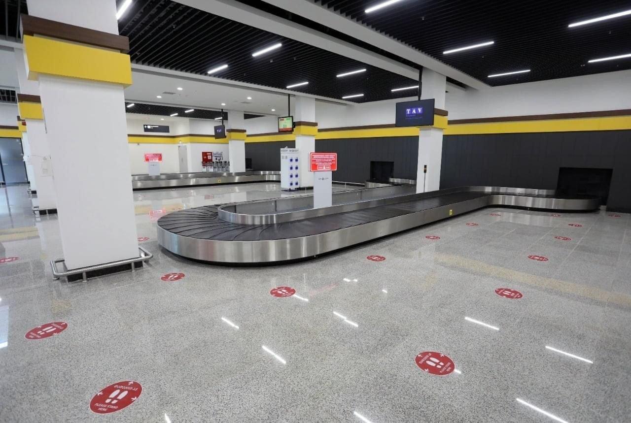 Batumi terminal expansion
