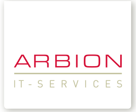 ARBION - IT Services - Leistungen