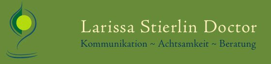 Larissa Stierlin Doctor - Links | Publikationen