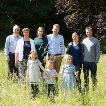 Familie Outdoor