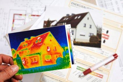 Wärmedämmung Hausfassade WDVS
