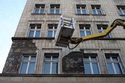 Hausfassade Sanierung