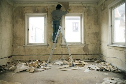 Sanierung Innenraum