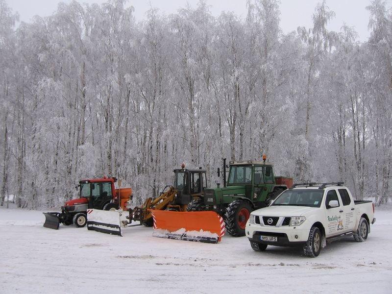 Gartenbau Paulwitz Winterdienst