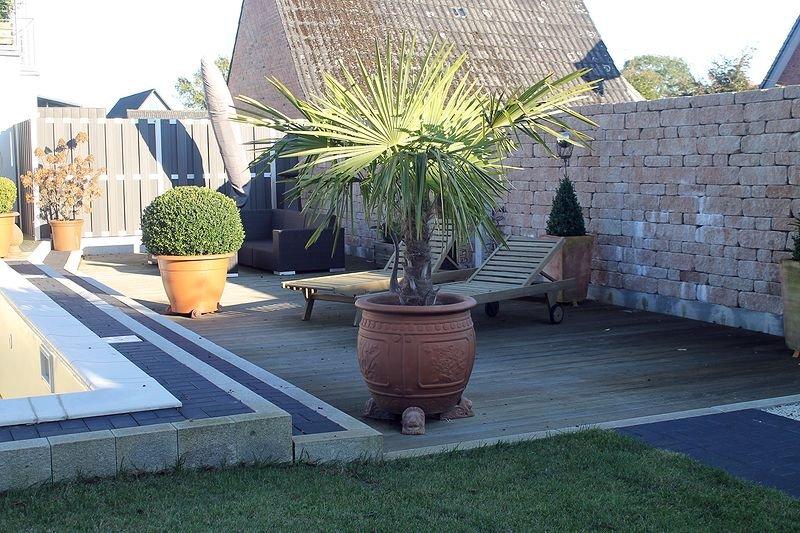 Pflanzenhof Paulwitz Terrasse