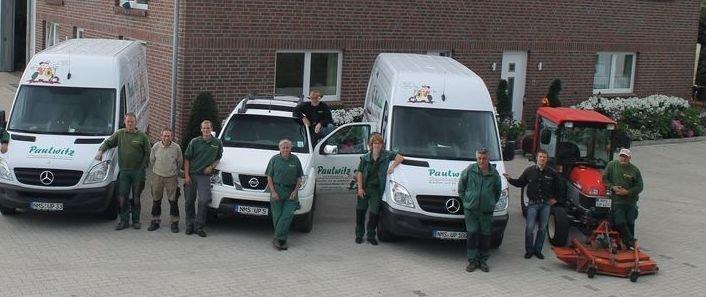 Team Gartenbau Paulwitz