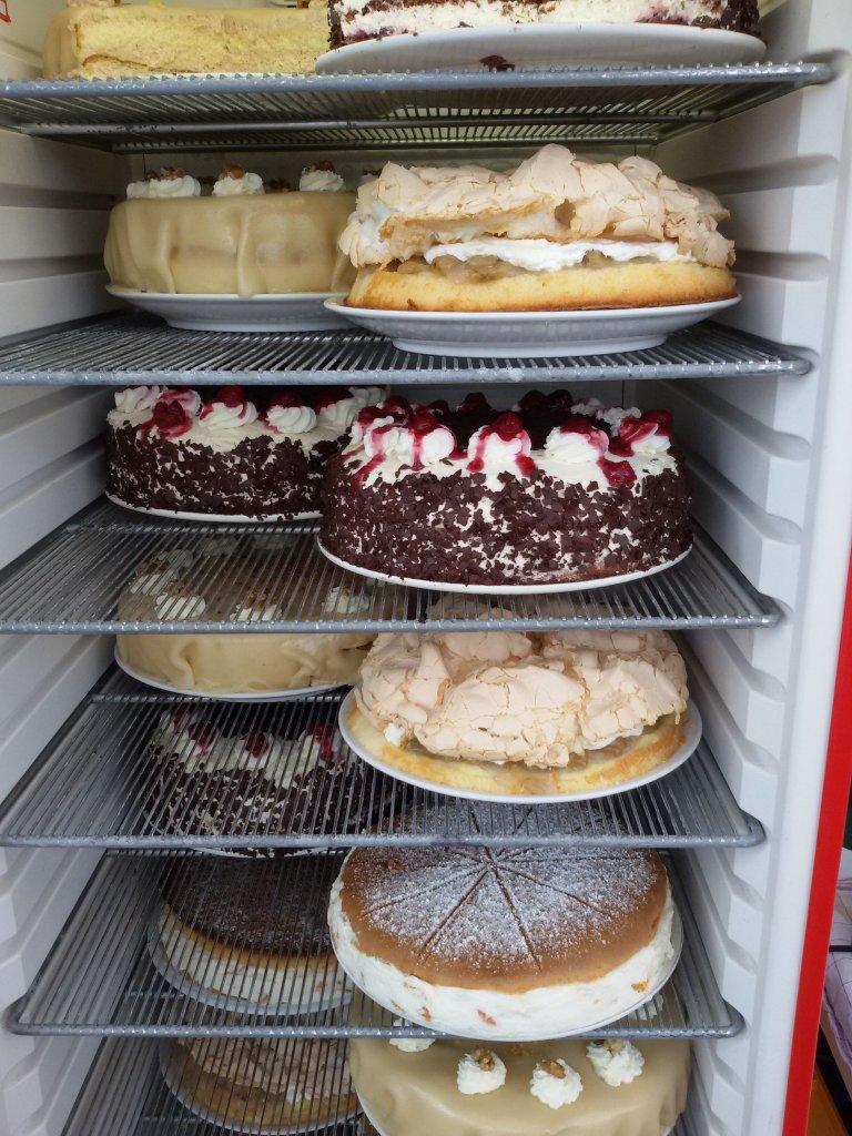 Kuchen Auswahl Bernd Schahl