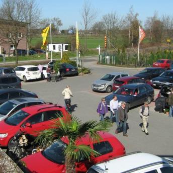 Parkplatz Paulwitz