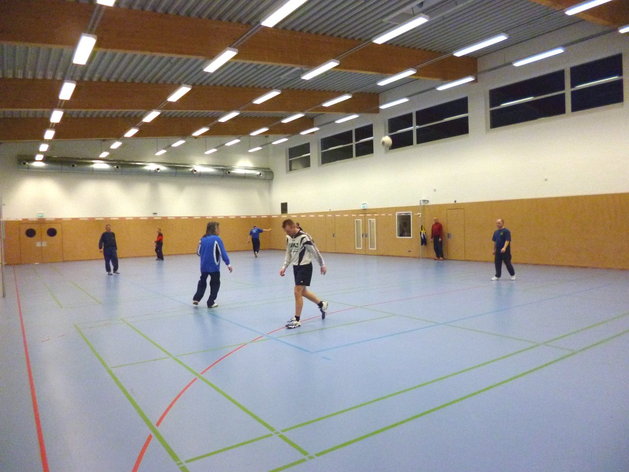 Faustball A 10.1.2013