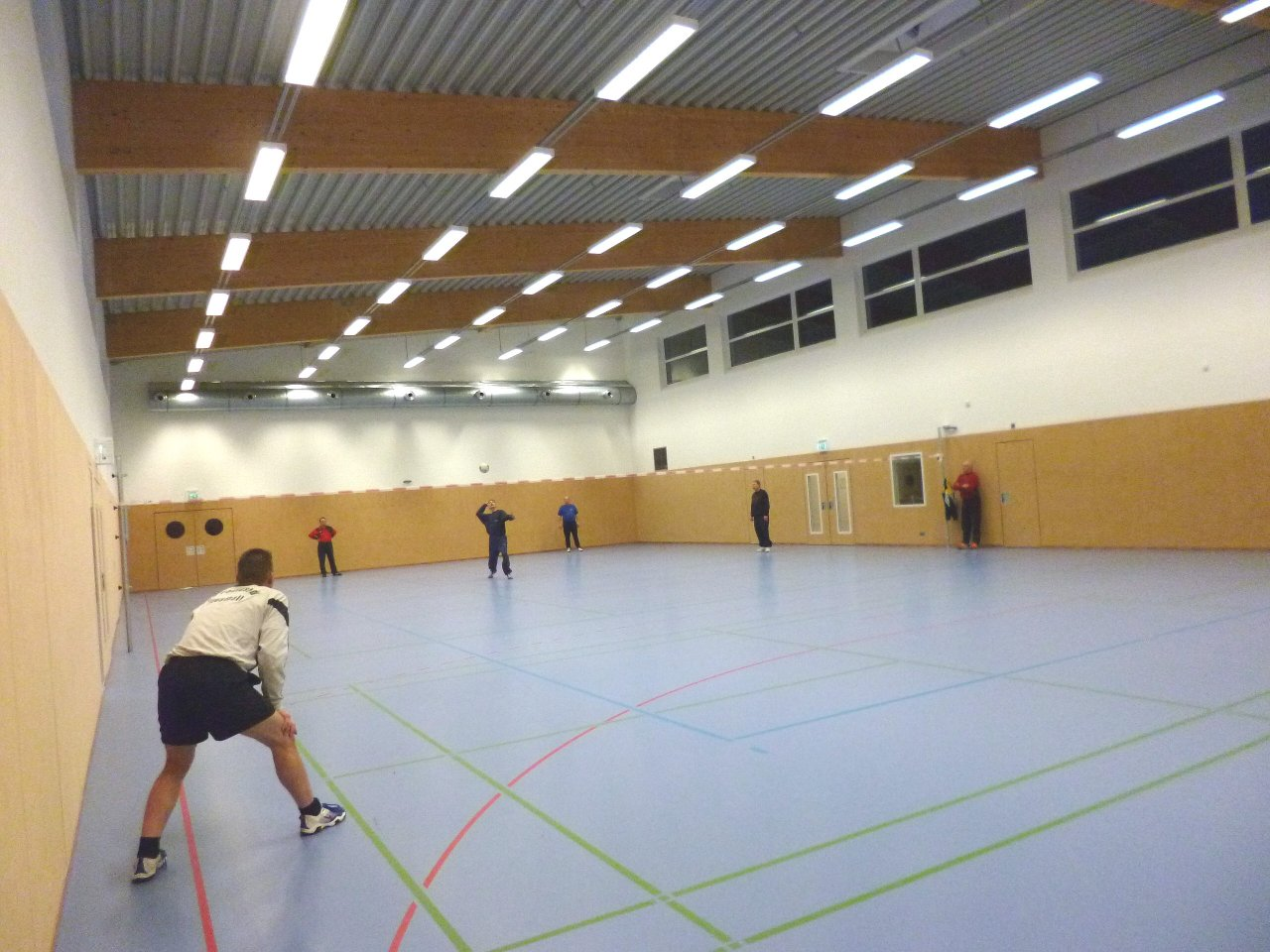 Faustball B 10.1.2013