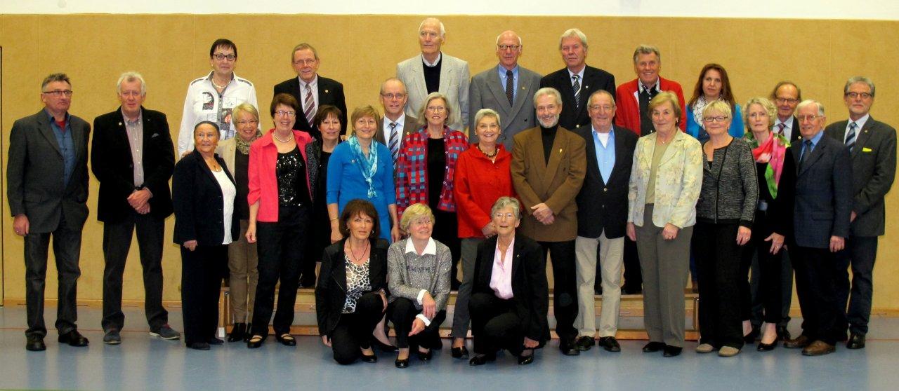 Sportabzeichen SG Padenstedt 2014