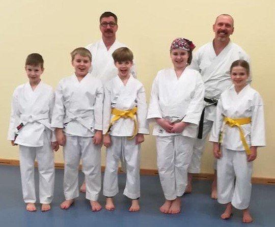 2018 Karate