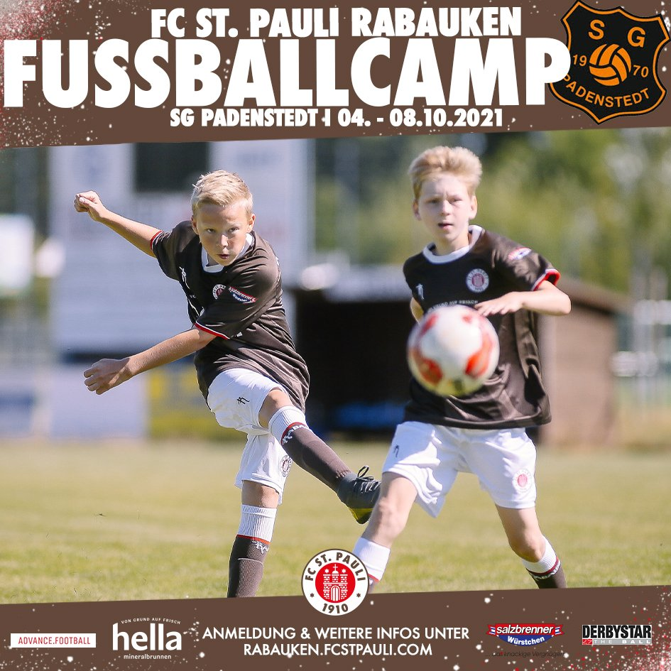 FC St. Pauli Rabauken 2021