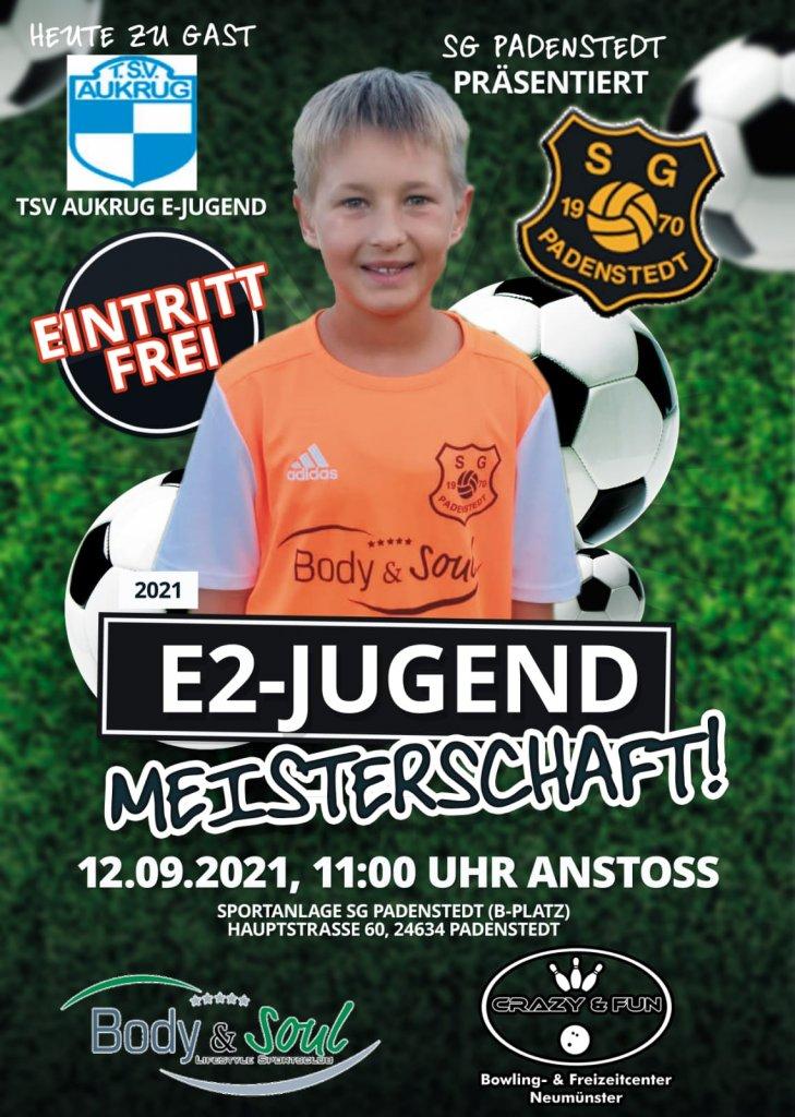 2021 E2 Jugend Plakat