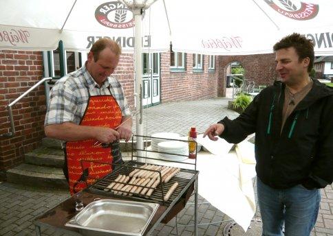 Grillmeister Jens Beckmann