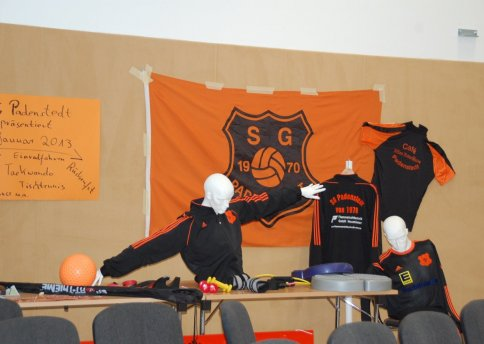 SGP Stand