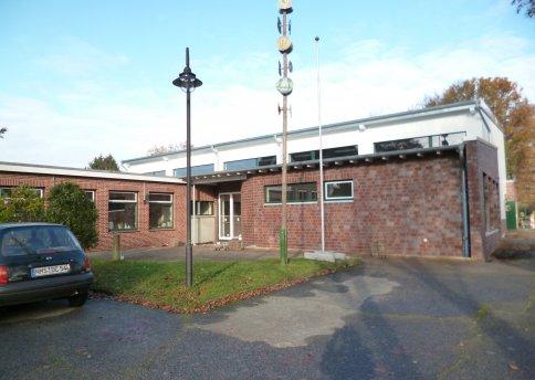 SG Padenstedt, Halle Südseite