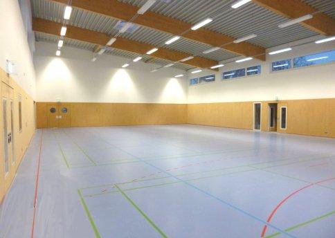 SG Padenstedt Sporthalle