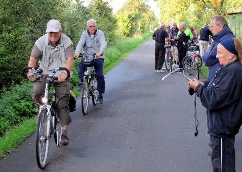 20 km Radfahren 1